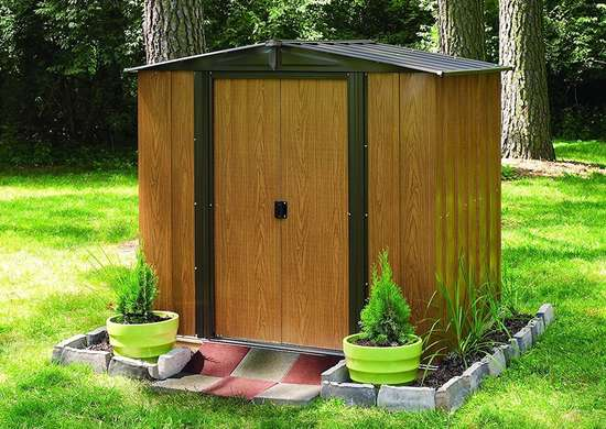 Arrow wl65 woodlake shed