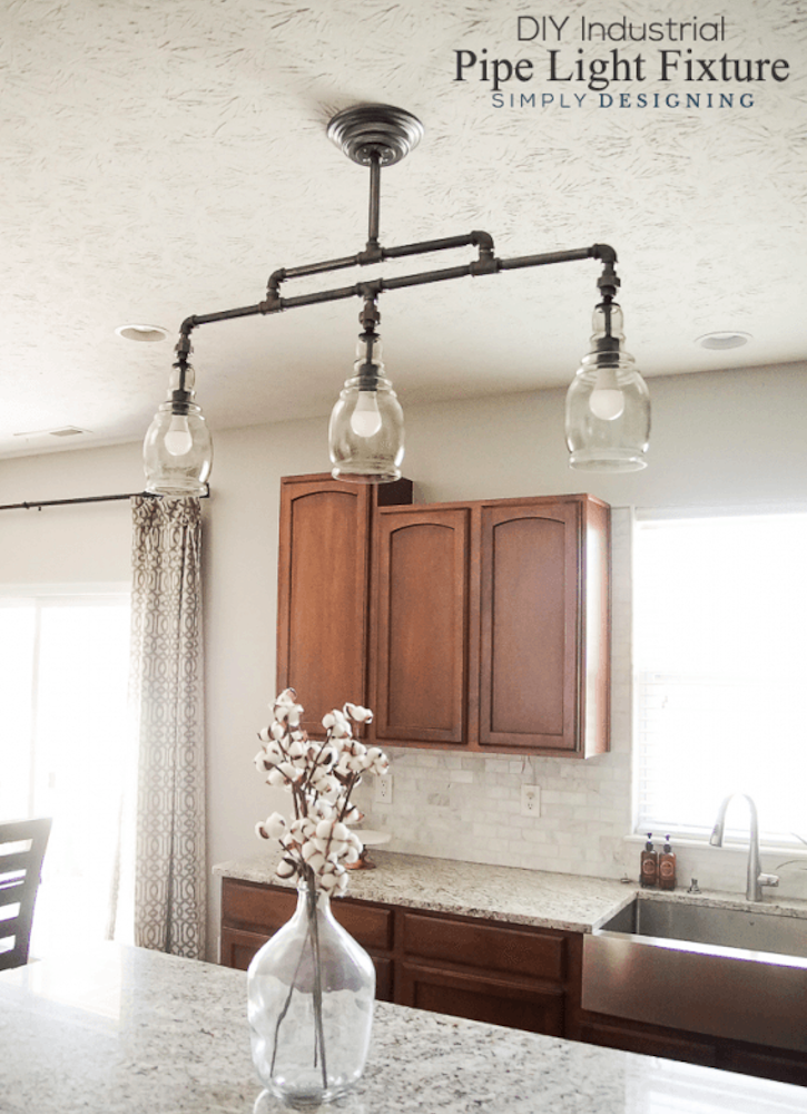 Diy Light Fixtures You Can Make For