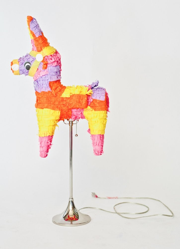 Asubtlereverly pinata lamp