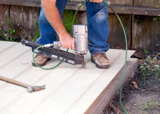 Powder-Actuated Nail Gun Safety