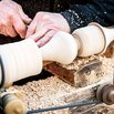 Wood Turning Lathe Safety