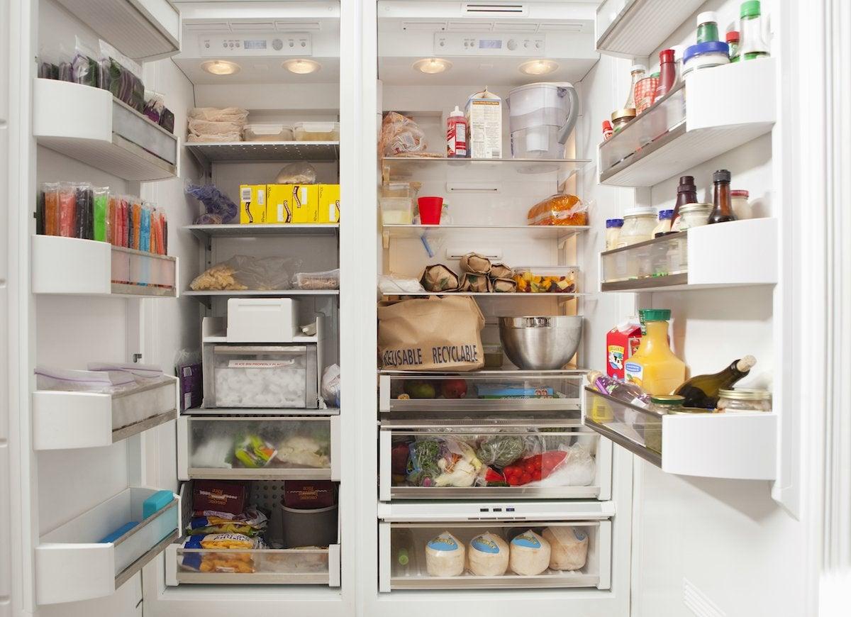 Spare fridge