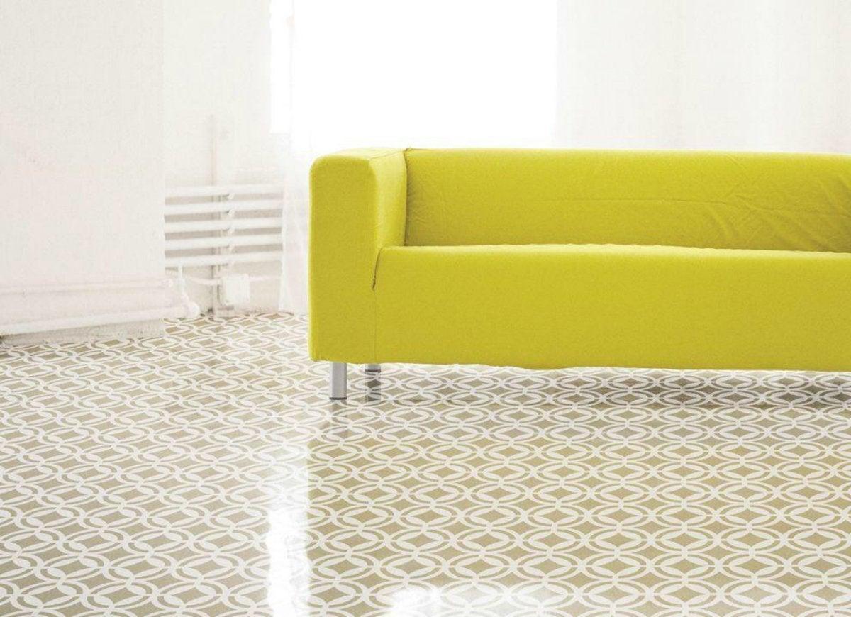 Floor stencil homedepot