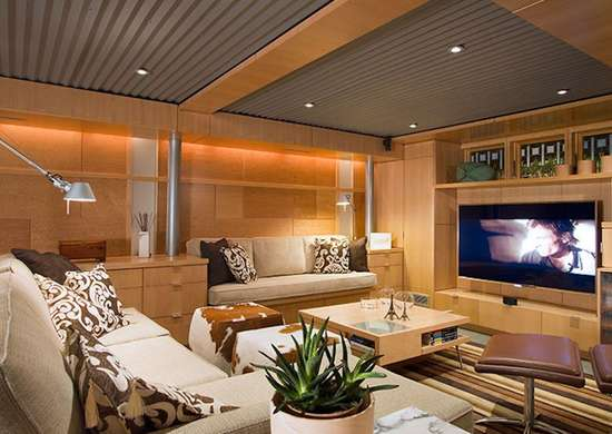 Basement Ceiling Ideas 11 Stylish Options Bob Vila
