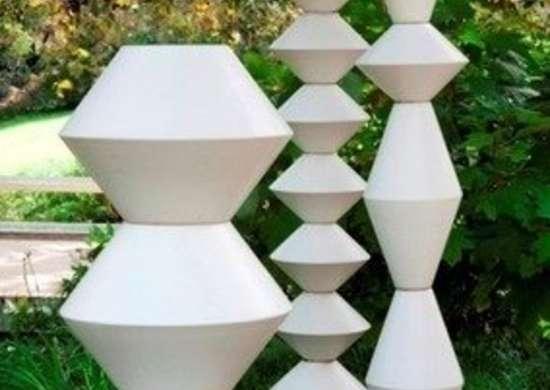 Lacma california design exhibit lagardo tackett garden totems pottery bob vila20111123 36322 1hfkusz 0
