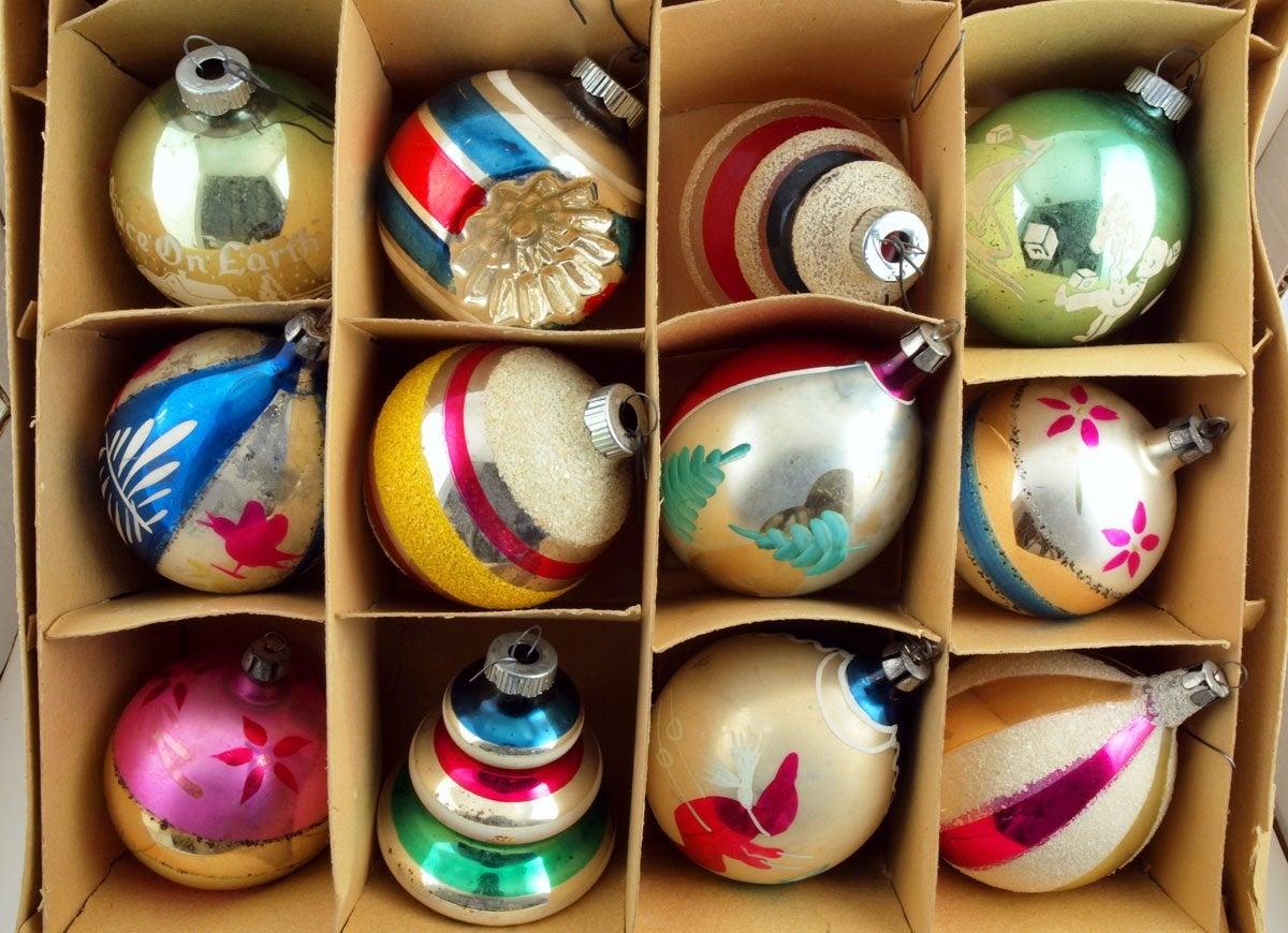 Paper clip ornaments