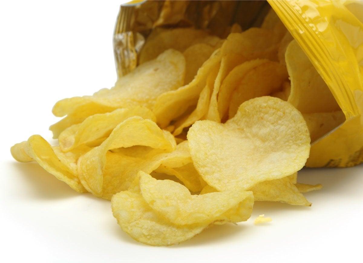 Paper clip chip