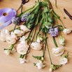 Make Bouquet with Paper Clips