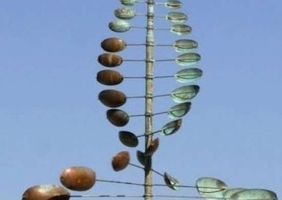Kinetic Wind Sculptures