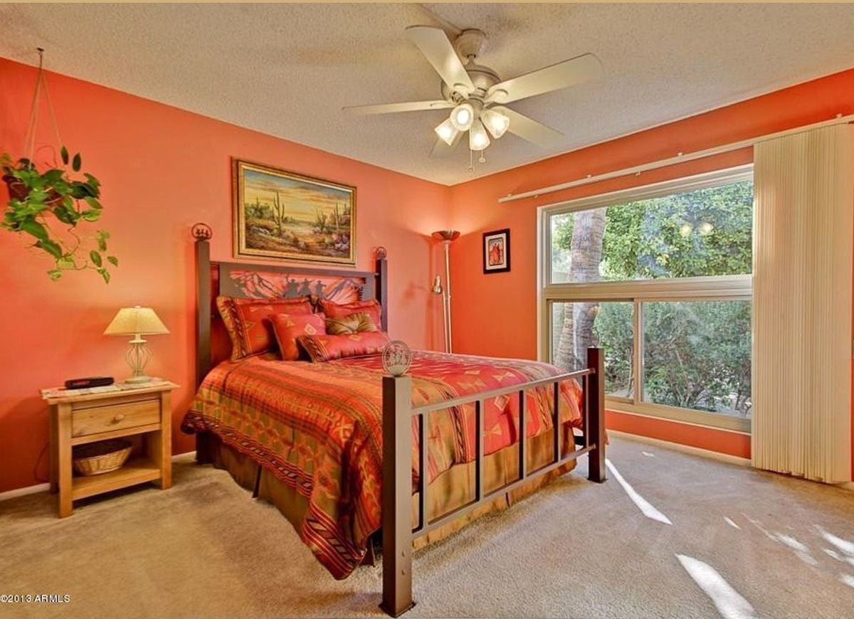 Light Orange Paint Orange Paint Bedroom Full Size Of Design Simple ...