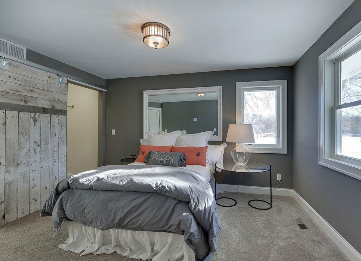 Exterior house paint colors 7 no fail ideas bob vila - Steel Gray Bedroom