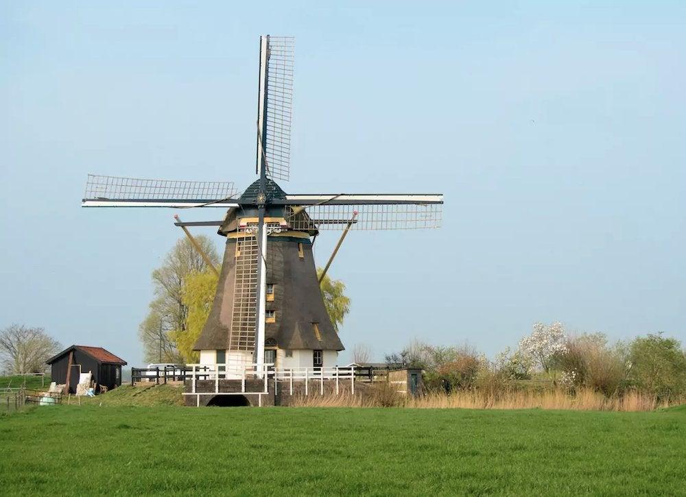 Windmill exterior