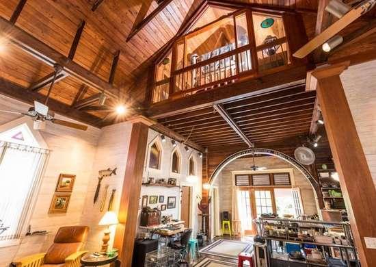 Gothic Home Interior