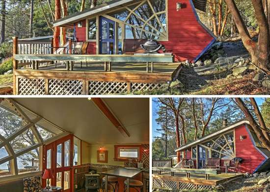 Beach Bungalow in Friday Harbor, Washington
