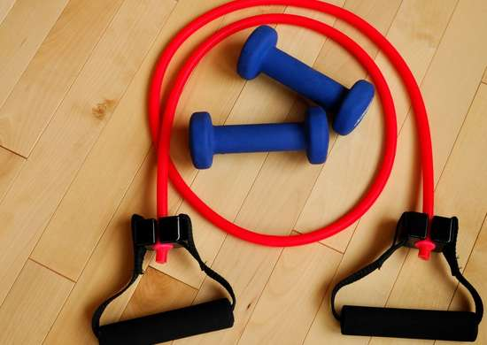 Use Bungee Cord as Resistance Band