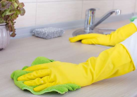 Natural Countertop Cleaner