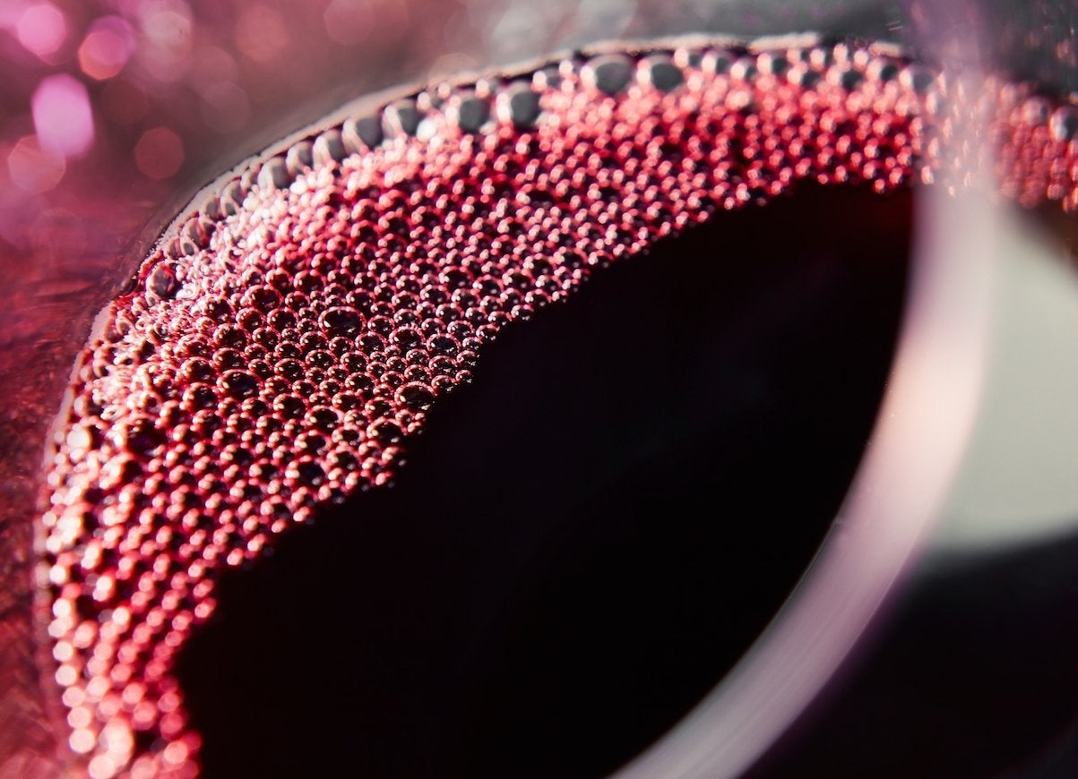 Red wine dye