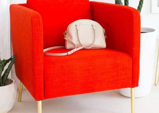 DIY Gilded Furniture Legs