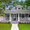 Gray Exterior House Makeover