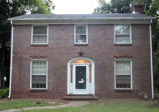 Brick House Makeover
