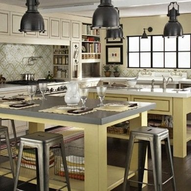Kitchen Island Ideas - 12 Outstanding Designs for Today's Home - Bob ...