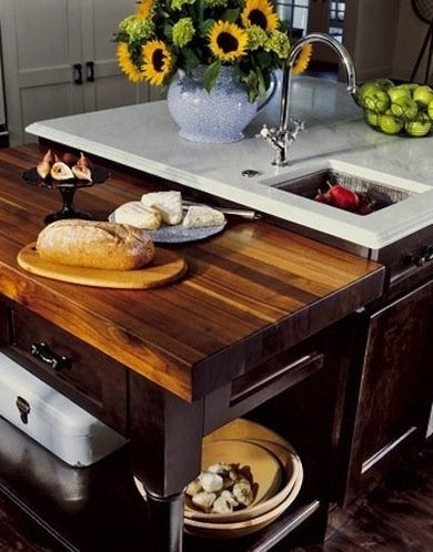 Split Level Kitchen Island Ideas 12 Outstanding Designs For