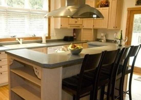 The host with the most kitchen island ideas 12 - Kitchen island with cooktop and seating ...
