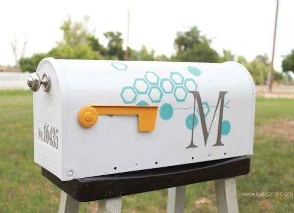 Painted Mailbox Ideas
