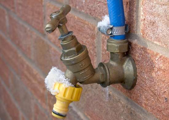 Frost-Proof Exterior Faucets
