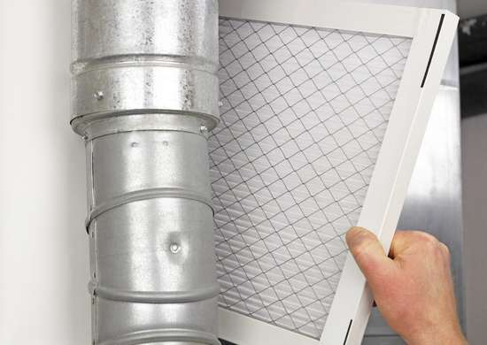 Changing Furnace Filter