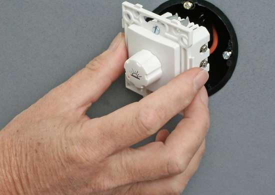 Installing Light Dimmer