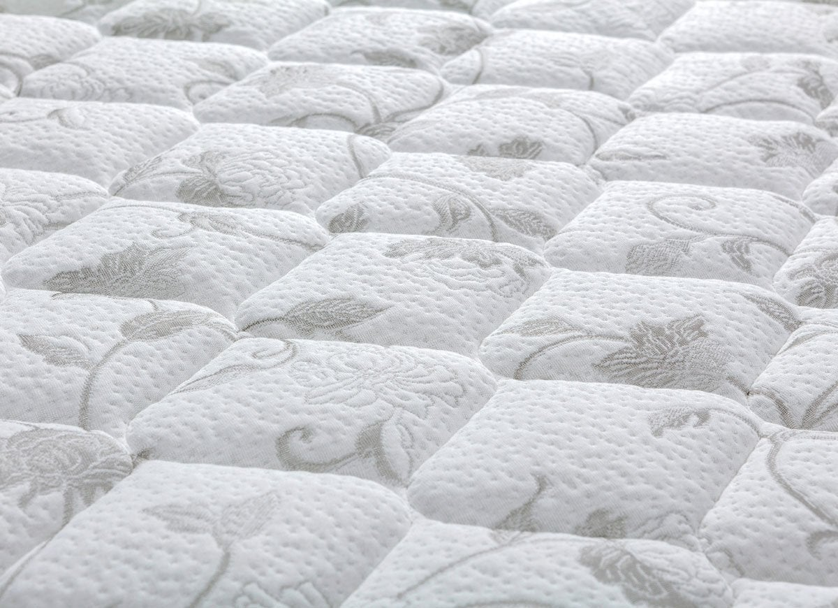 Mattress close up