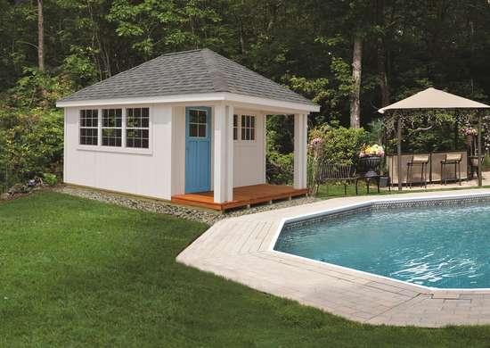 Cool Pool House