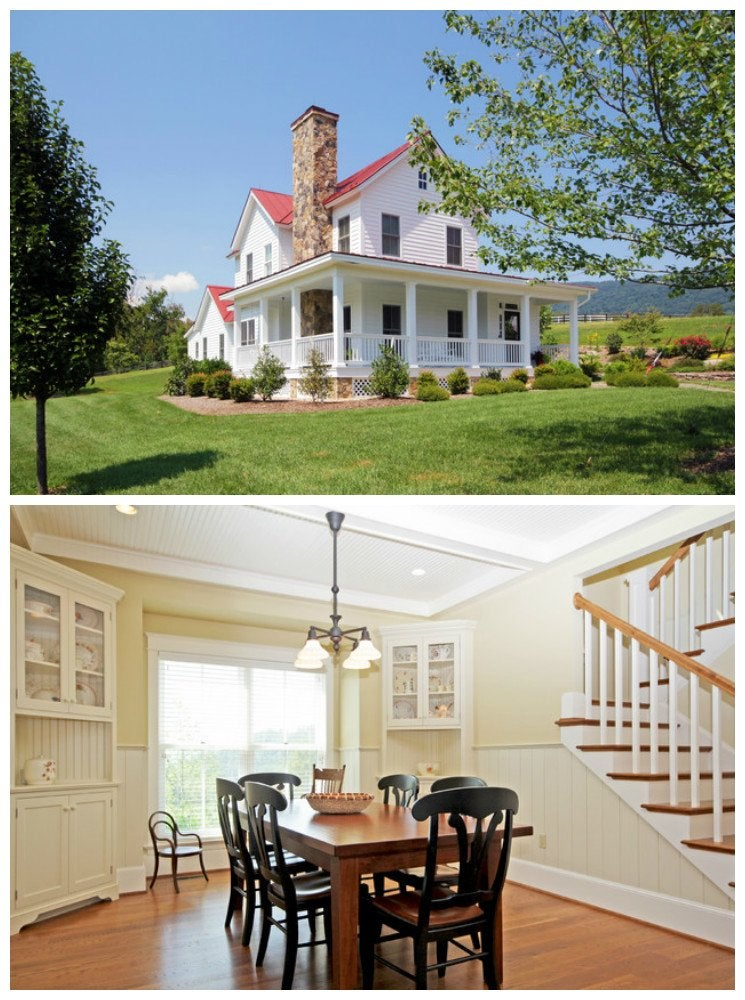 Old farmhouses that still look amazing bob vila for New construction farmhouse