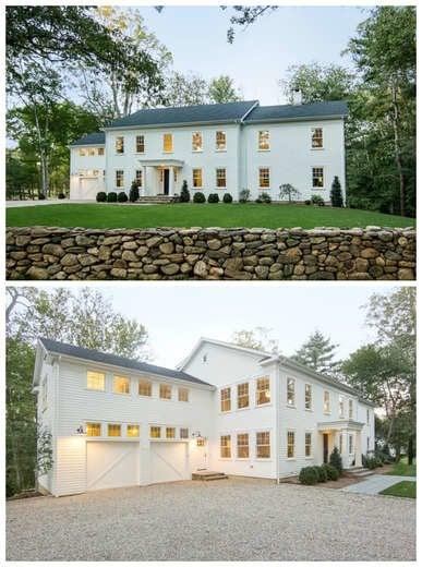 Classic Colonial Farmhouse