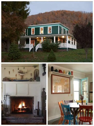Quirky Farmhouse Design