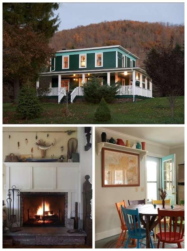 Quirky Farmhouse Design