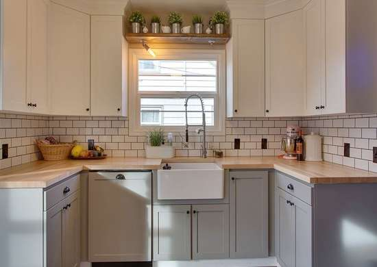Subway tile versatile