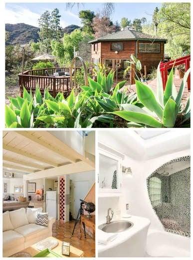 Secluded House in Malibu
