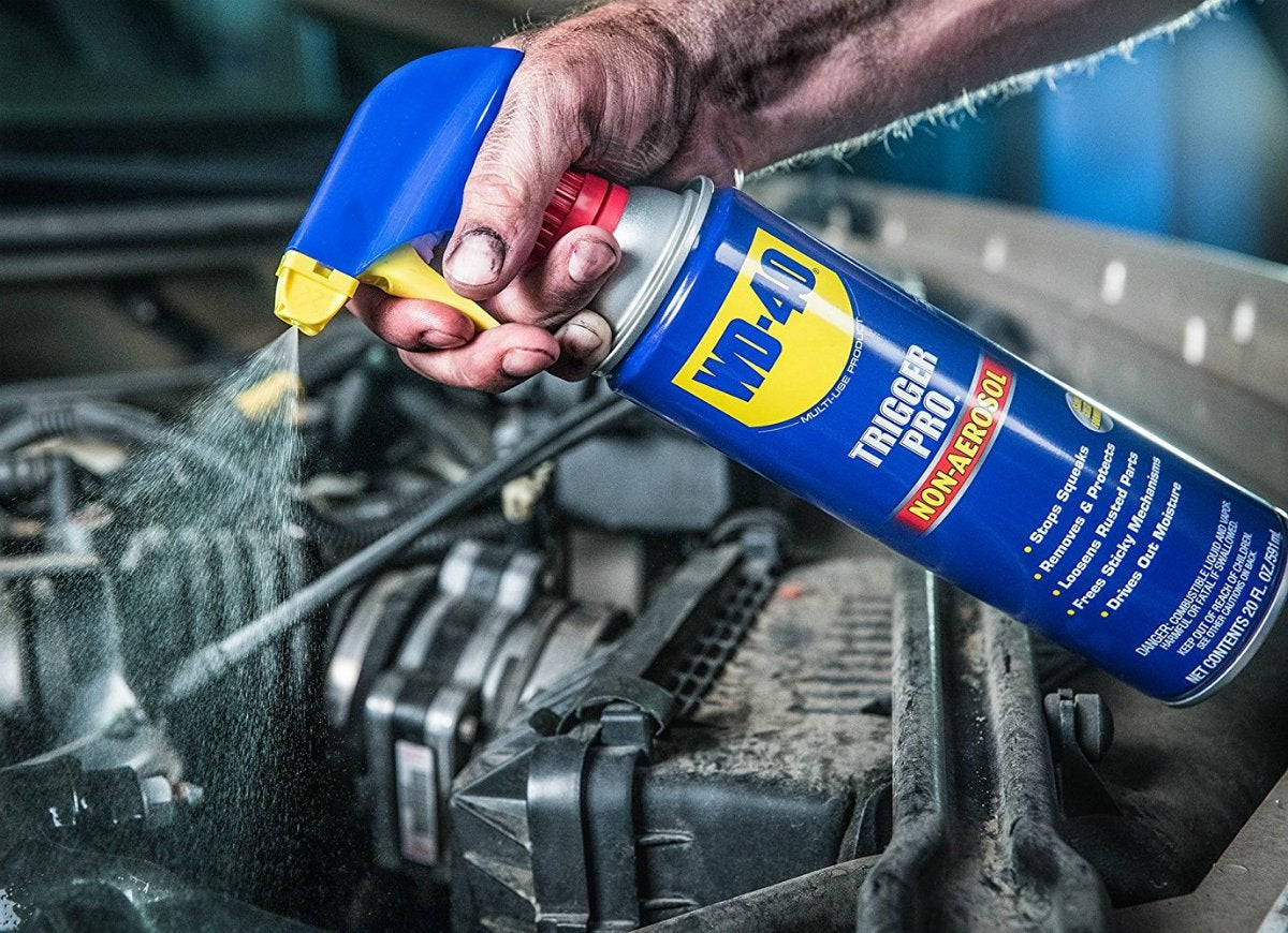 Wd40 triggerpro car hack