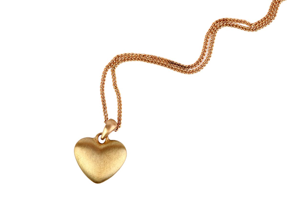 Untangle necklace