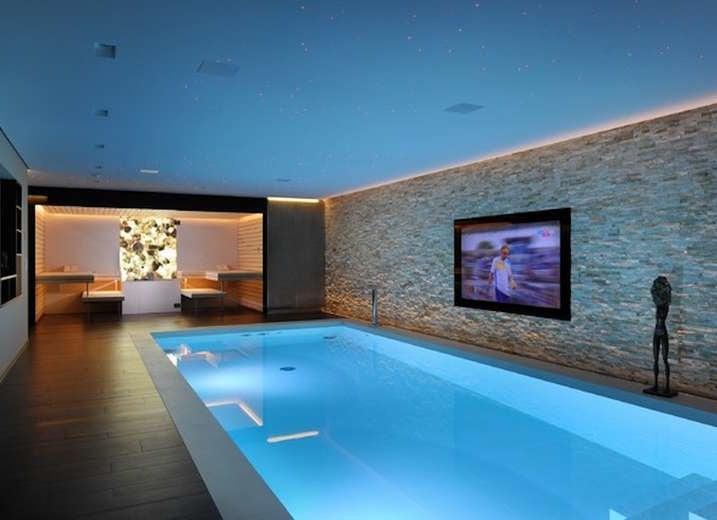 Sauna And Indoor Pool Indoor Pools 12 Luxurious