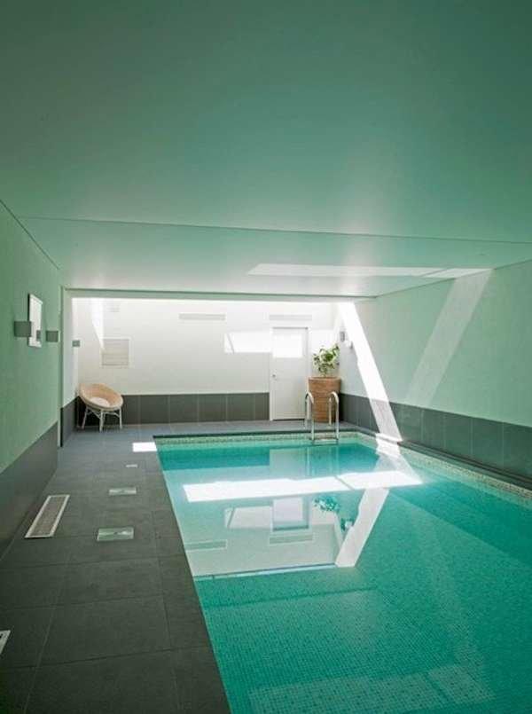 Basement Lap Pool