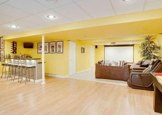 Yellow Basement