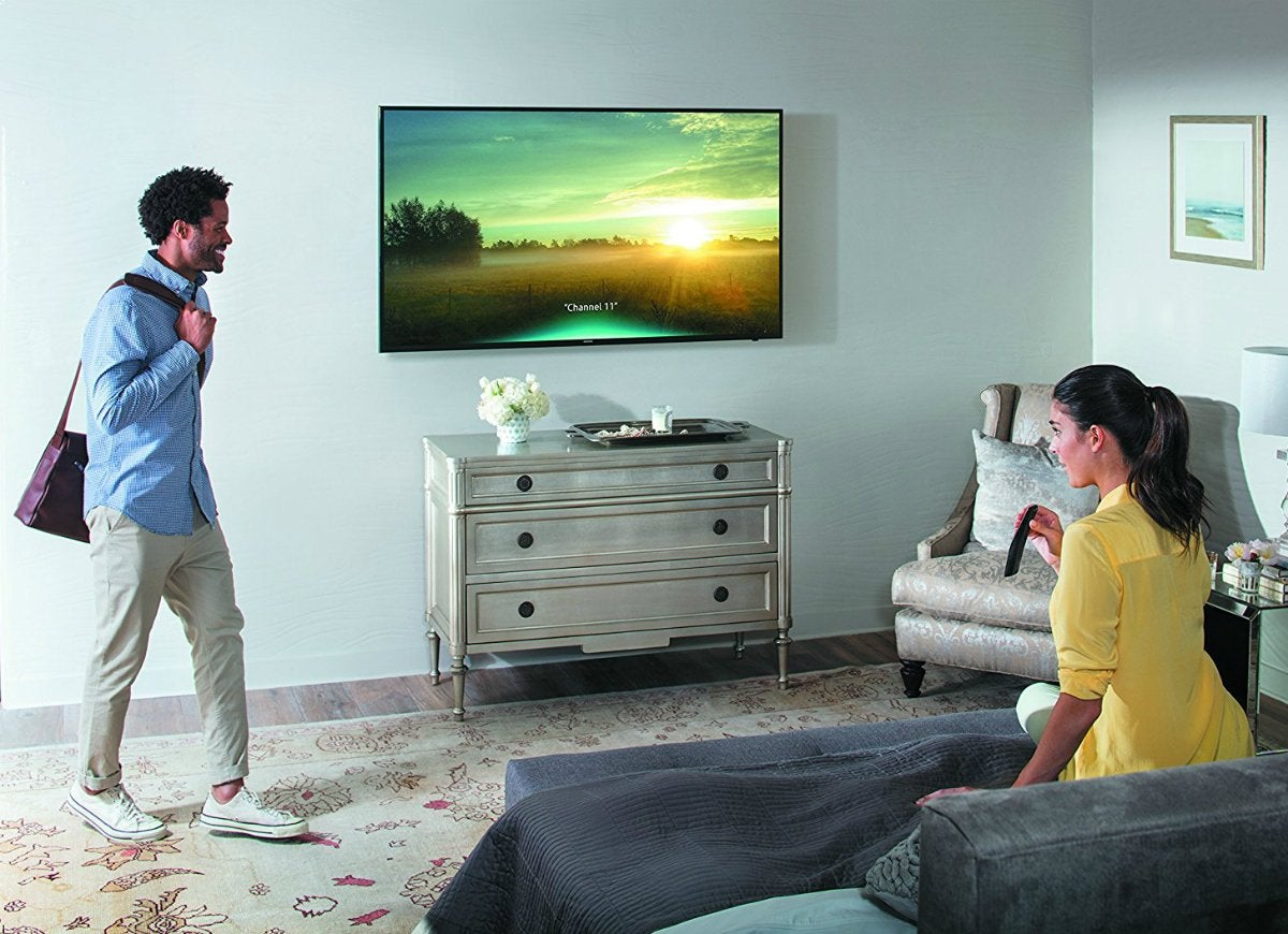 Samsung electronics 4k ultrahd smart tv