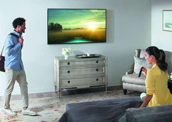 4K UltraHD Television