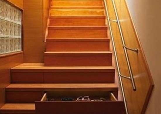 Stair Stash