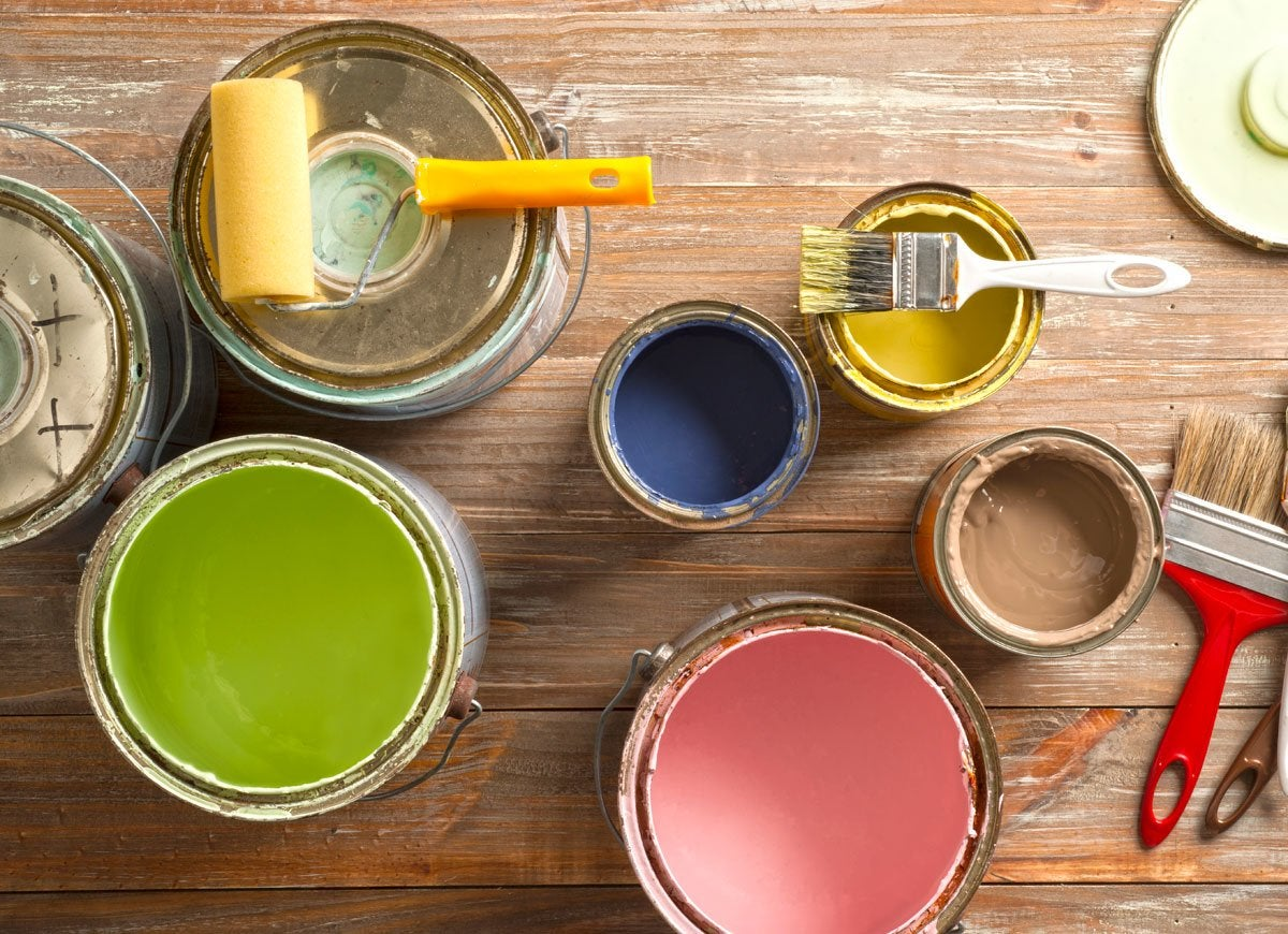 How to get free paint 10 free things to get for your for Free photo paint