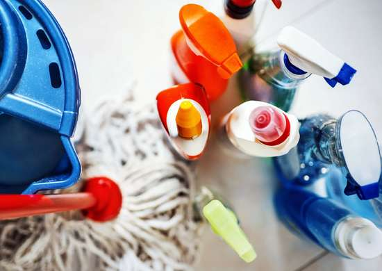 How to Get Free Cleaning Products