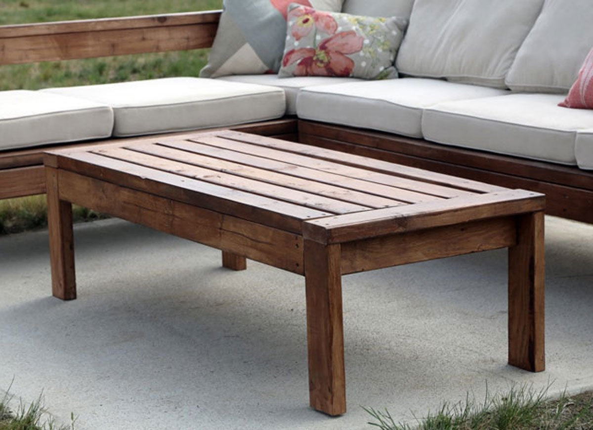 Diy Patio Table 15 Easy Ways To Make Your Own Bob Vila